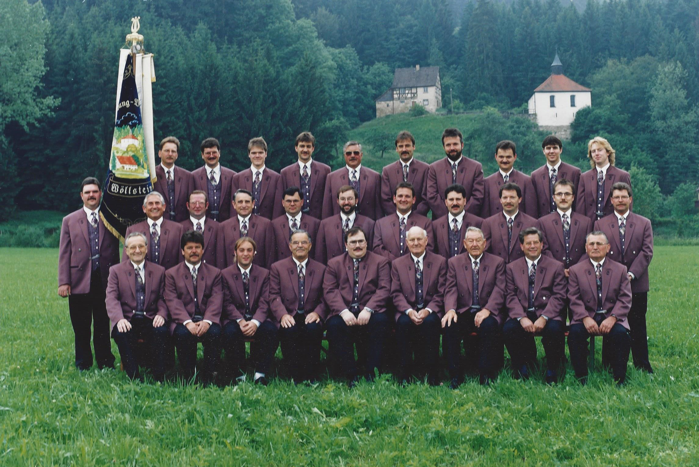 GVW Gruppenbild 1995